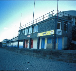 Lifeguard's Hut, Tate St.Ives